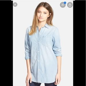 Madewell the ex boyfriend shirt